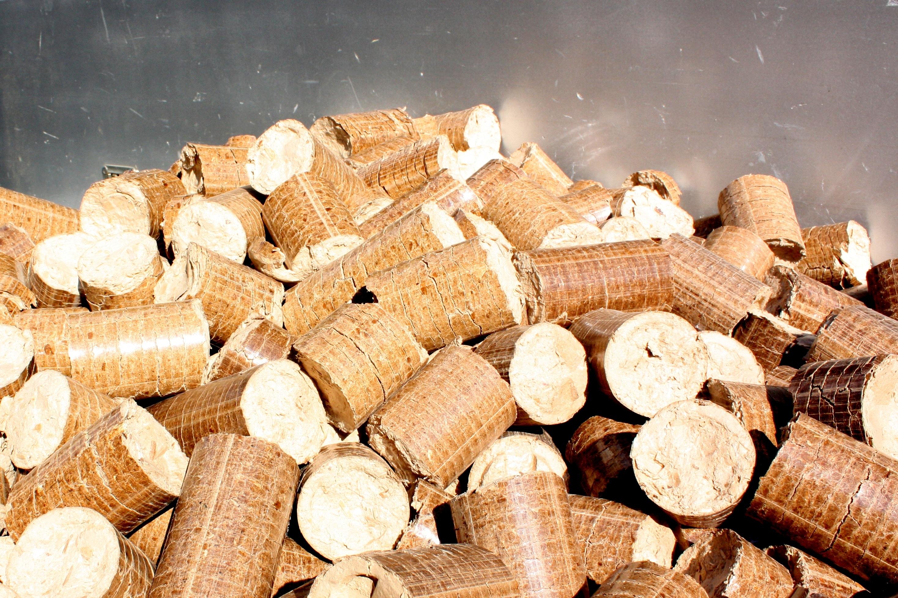 Brennstoff Holz